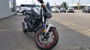 2012 HONDA NC700S | ONLY 4800KMS | AKRAPOVIC PIPE
