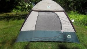 Tent, 6 ' 6'' X 6' 6' dome tent  with fly UV-Tex 5 fabric