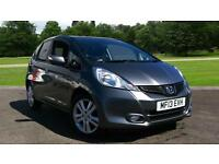 2013 Honda Jazz 1.4 i-VTEC EX CVT Automatic Petrol Hatchback
