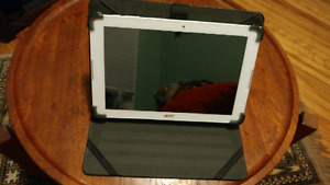 """Acer Iconia 10"""" B3-A20 practically new"""