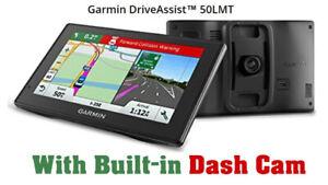Garmin DriveAssist 50LMT GPS Unit