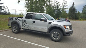 2011 Ford F-150 SVT RAPTOR Pickup Truck Prince George British Columbia image 1
