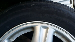 "16 "" Aluminum Rims Kitchener / Waterloo Kitchener Area image 3"