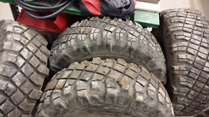 """38"""" Military tires"""