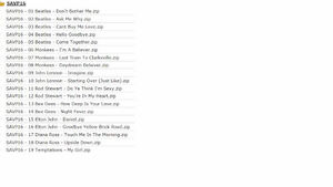 NuTech Karaoke CD w Graphics - SAVP16 - NEW/SEALED - $2.00