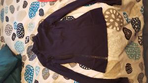 3 lulu lemon sweaters size 4