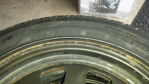 225 50R17 Hankook Winter Tires