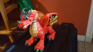 Fisher Price dragon-excellent condition Peterborough Peterborough Area image 2