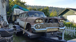 1958 Chevy 4 dr. Nomad Stationwagon