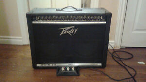 Peavey 212 special  (2 x 12) with 3 channel transtube