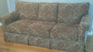 SOFA- Recently Re - Upholstered