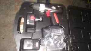 JOB MATE CORDLESS DRILL.NEVER USED