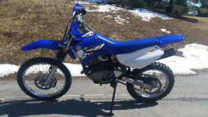 2004 Yamaha TTR 125L Excellent condition