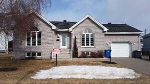 Maison unifamiliale à vendre secteur St-Timothée, Valleyfield