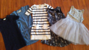 Girls clothes 7-8