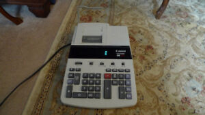 Canon CP1200D Electronic Printing Calculator .