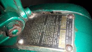 vintage Viking outboard boat motor & stand antique old Peterborough Peterborough Area image 3
