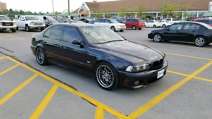 2001 BMW M5 E39(never winter driven and 100%accident free)