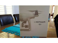 DJI Phantom 4 Drone with warranty