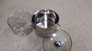 Wolfgang  Stainless Steel Stock Pot