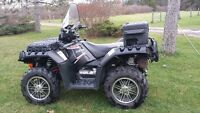2013 Limited Edition 850 Polaris Sportsman (PRICE REDUCED)