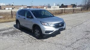 2015 HONDA CRV SUV ONLY 57,116 KMS FOR $ 15,900