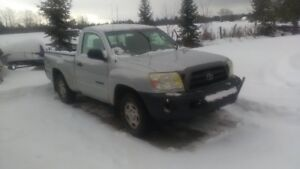 2005 Toyota Tacoma XR Pickup Truck SAFETIED