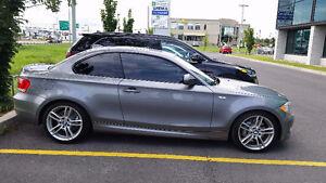 BMW 135i Coupé  M Package , mint NO WINTER