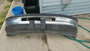 Genuine Ford f150 front bumper