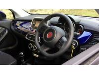 2015 Fiat 500X 1.4 Multiair Pop Star 5dr with Manual Petrol Hatchback