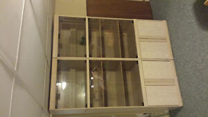 3PC Display Cabinet