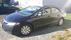 2010 Honda Civic - Excellent Shape and low kms