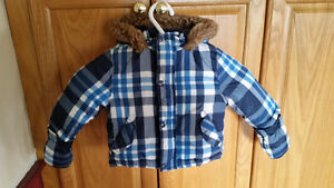 Snow pants and jacket Size 3/6 months Kingston Kingston Area image 2