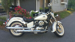 2002 - 650 Yamaha V-Star Low Mileage