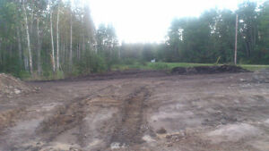 !! Land for sale roughly 3/4 mile off highway !!