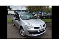 2008 RENAULT CLIO 1.2 TOMTOM •1 YR MOT• •TIMING BELT REPLACED•
