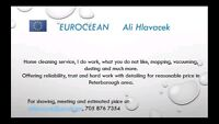 Euroclean  home cleaning services