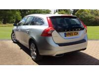 2015 Volvo V60 D4 (190) SE Nav Auto W. High P Automatic Diesel Estate