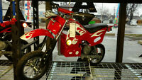 Electric Kids Motorcross Dirtbike E-Bike.  36 Volts.  New in Box