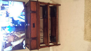 TV Stand with Matching End Table FOR SALE!!! $120 OBO