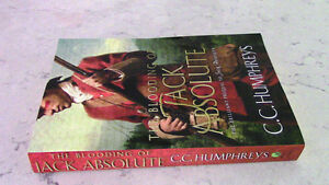 The Blooding of Jack Absolute, C.C. Humphreys, 2004
