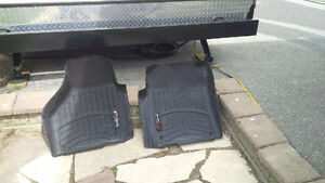 Weather Tech Floor liners for 1500 Ram Quad Cab