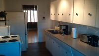 Renovated and Furnished 3 bedroom town-house