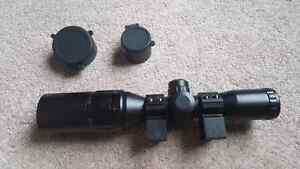 4x32 red/green dot airsoft or paintball scope