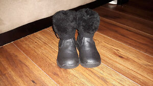 Girls Size 7 Toddler Oshkosh Winter Boots New $20 Firm Belleville Belleville Area image 2