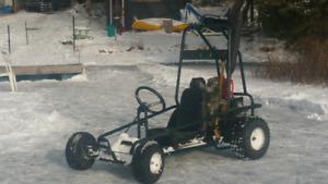 Off Road Go Kart 10hp Diesel