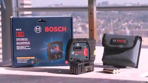Bosch GLP 5 R  Équerre laser à 5 points avec mise à niveau autom