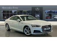 2019 Audi A5 2.0 TFSI S Line 2dr Petrol Coupe Coupe Petrol Manual