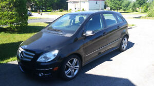 mercedes benz b200 2009 turbo