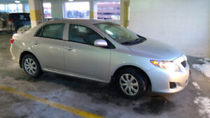 2009 Toyota Corolla Sedan CE - $5900- Clean Title-Carfax Report